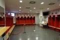 Kabine FC Bayern München