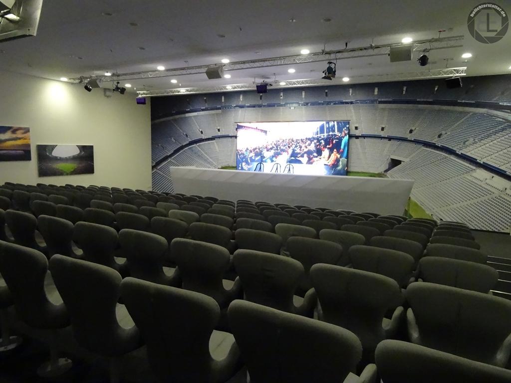 Presseraum Allianz Arena