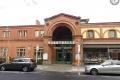 Arminiusmarkthalle in Berlin (Außenansicht)