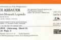 """Eintrittskarte zur Weltpremiere """"Rudi Assauer - Macher Mensch Legende"""" am 04.05.2018"""