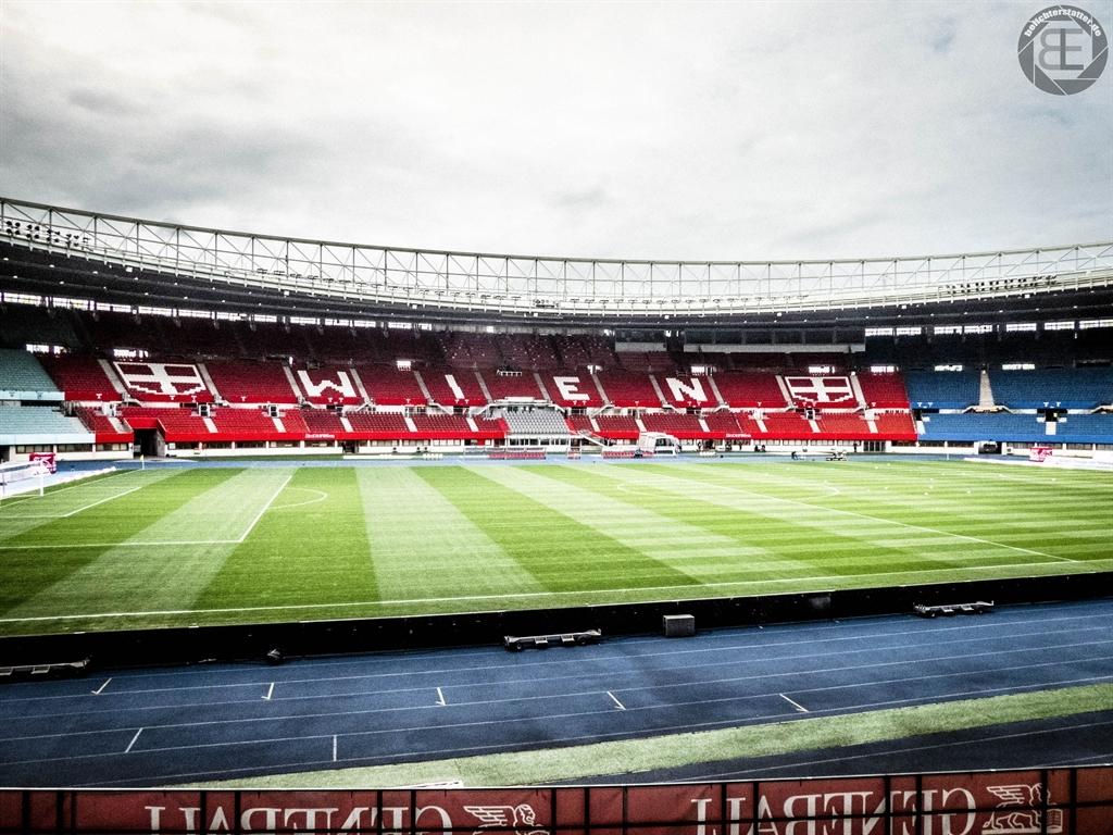 Ernst-Happel-Stadion in Wien