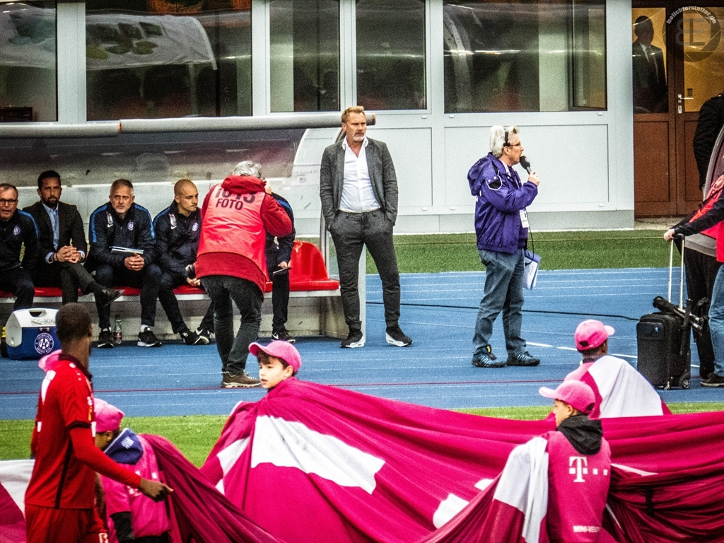 Thorsten Fink, Trainer von Austria Wien