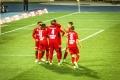 Torjubel nach dem 2:1 beim Spiel FK Austria Wien - SKN St. Pölten (1:2)