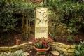 Grab von Konrad Adenauer auf dem Waldfriedhof Bad Honnef (2016)