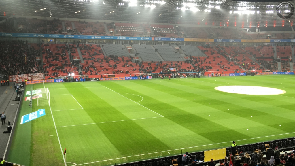 Bayer 04 Leverkusen - FC Bayern München 1:3 (12.01.2018)