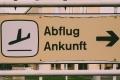am Flughafen Tempelhof