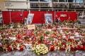 Ort des Anschlags auf den Berliner Weihnachtsmarkt am Breitscheidplatz in Berlin