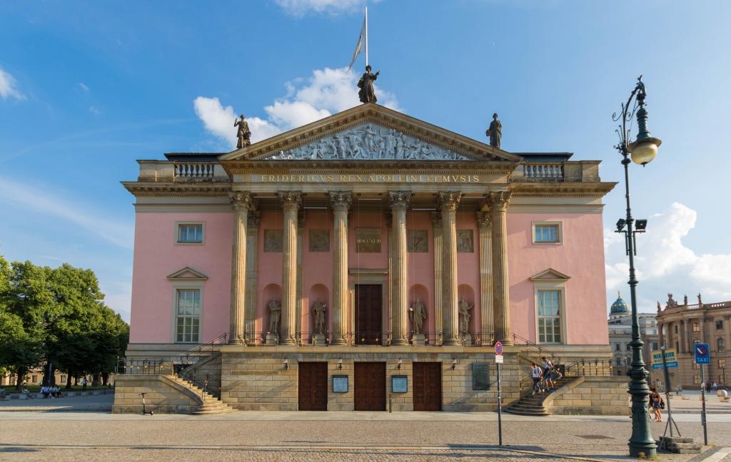 Staatsoper Unter den Linden in Berlin