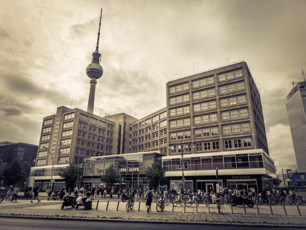 Alexanderhaus in Berlin