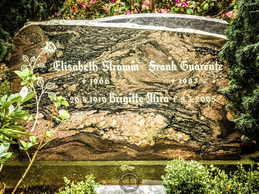 Grab von Brigitte Mira auf dem Luisenfriedhof III in Berlin