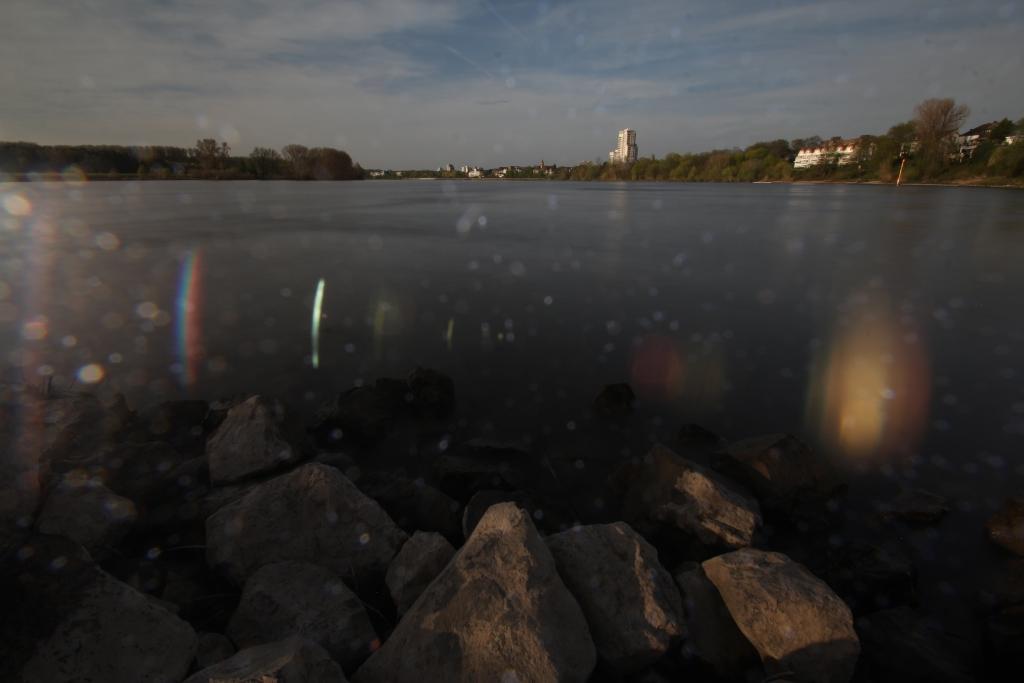 Cokin Nuances NDP1024 Filter mit seitlichem Licht