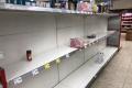 Hamsterkäufe zu Corona-Zeiten (iPhone-Foto)
