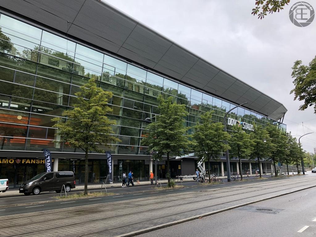 IDDV-Stadion in Dresden