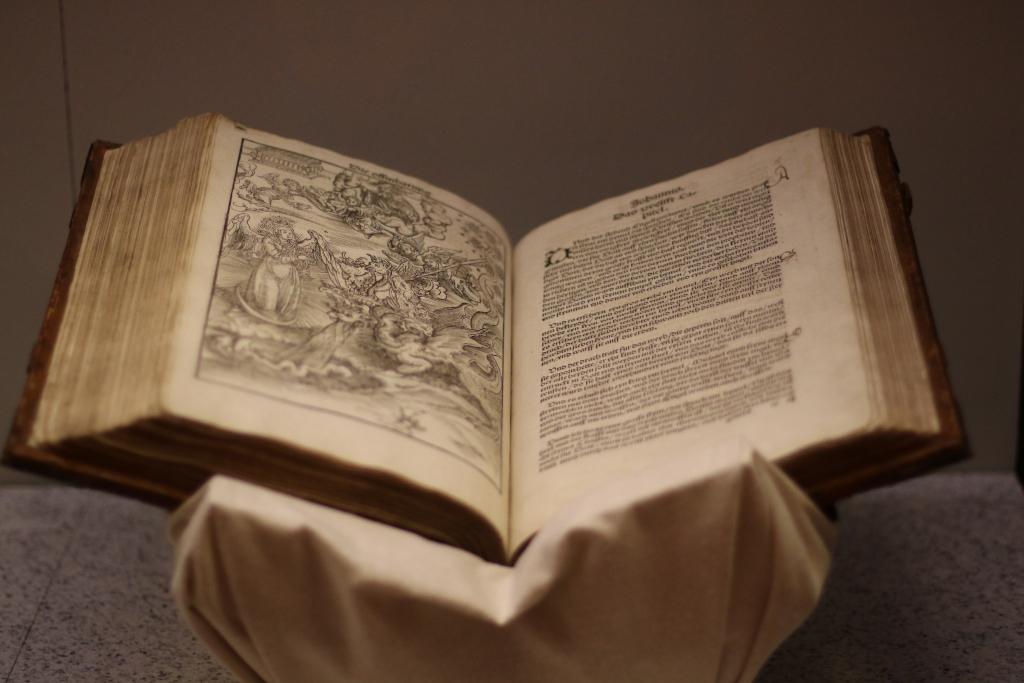 Neues Testament im Deutschen Historischen Museum