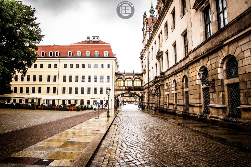 Dresden im Juli 2018