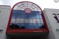 Verwaltungsgebäude des FC Bayern München