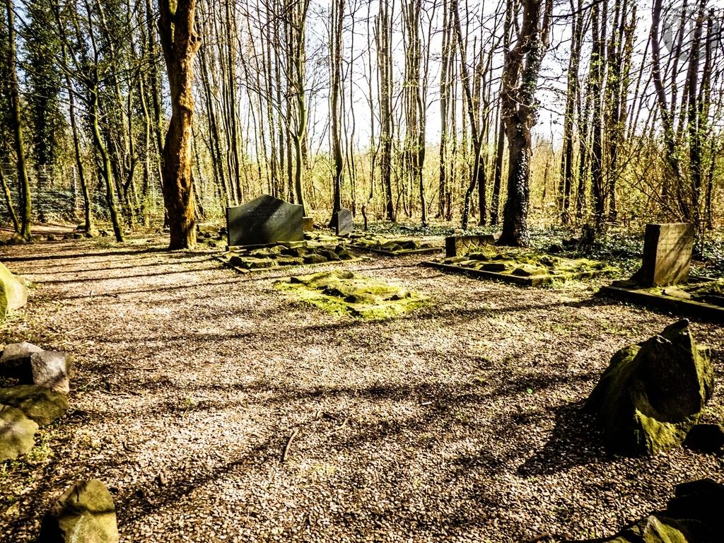 jüdischer Friedhof Gartenweg in Porz-Zündorf