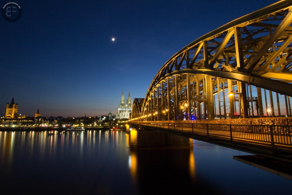 Köln im April 2018