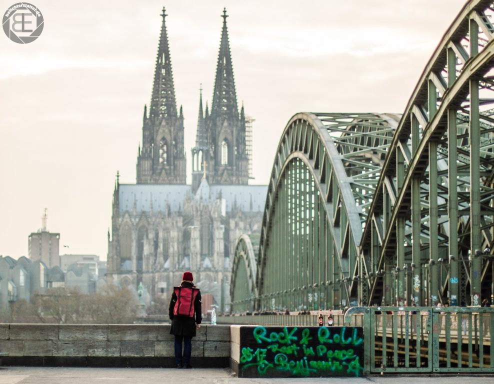 Köln im Februar 2018