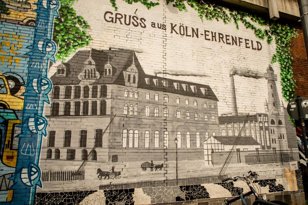Köln im März 2021