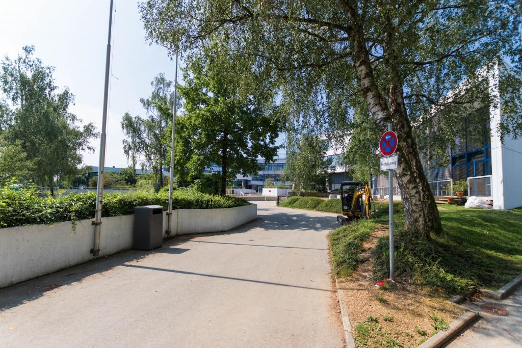 "Lise-Meitner-Gymnasium Unterhaching (Drehort ""Fack ju Göhte"")"