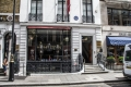 Huntsman & Sons in der Savile Row in London