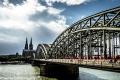 Blick von Deutz zum Kölner Dom