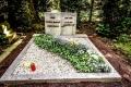 Grab von Heinz Günther Konsalik auf dem Melatenfriedhof in Köln