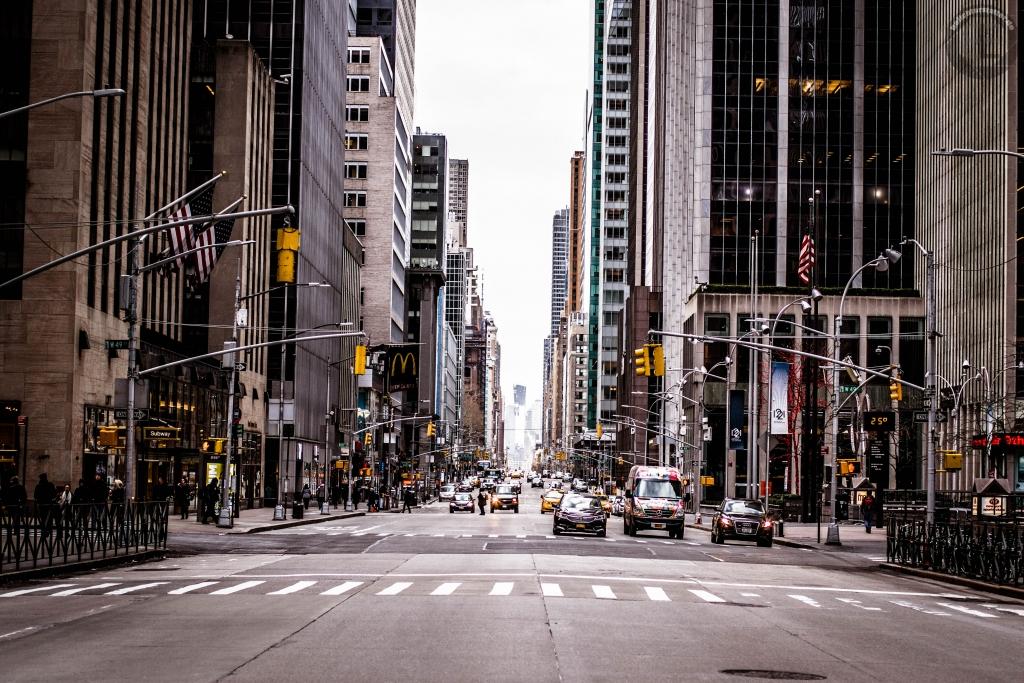 New York City 2019: Avenue of the Americas