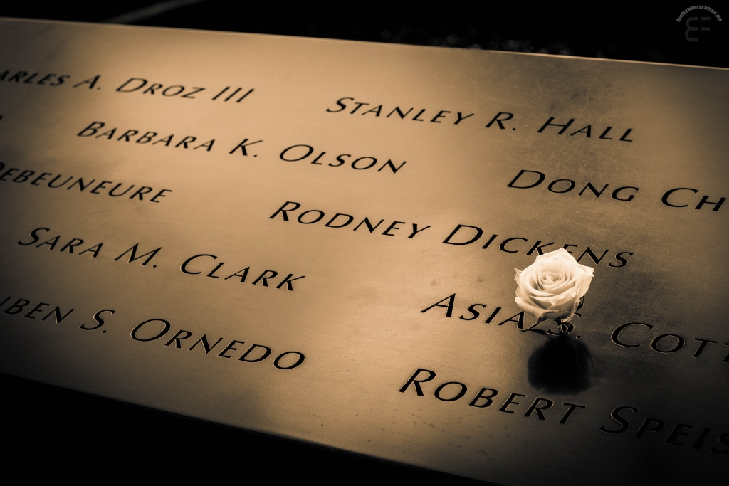 New York City 2019: 9/11 Memorial