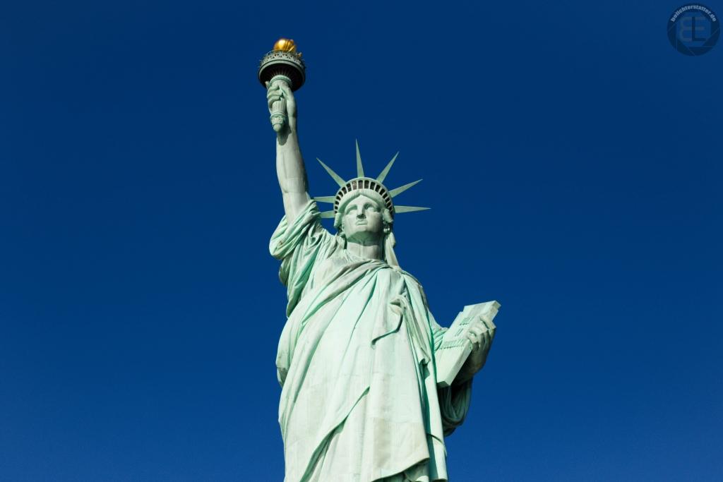 New York City 2019: Miss Liberty