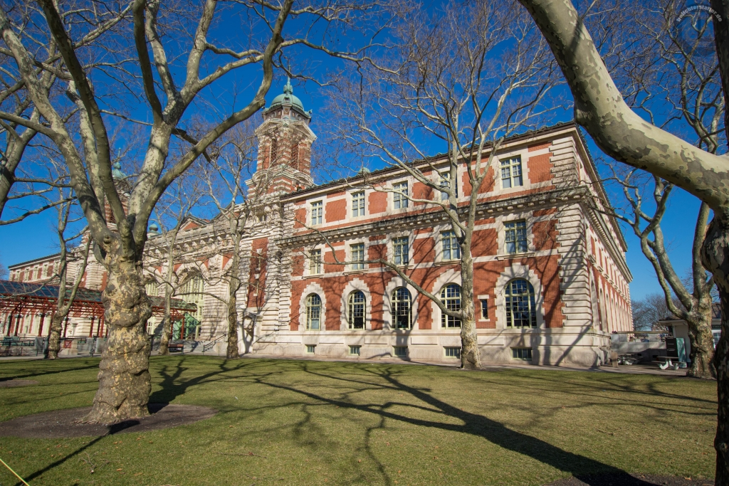 New York City 2019: Ellis Island