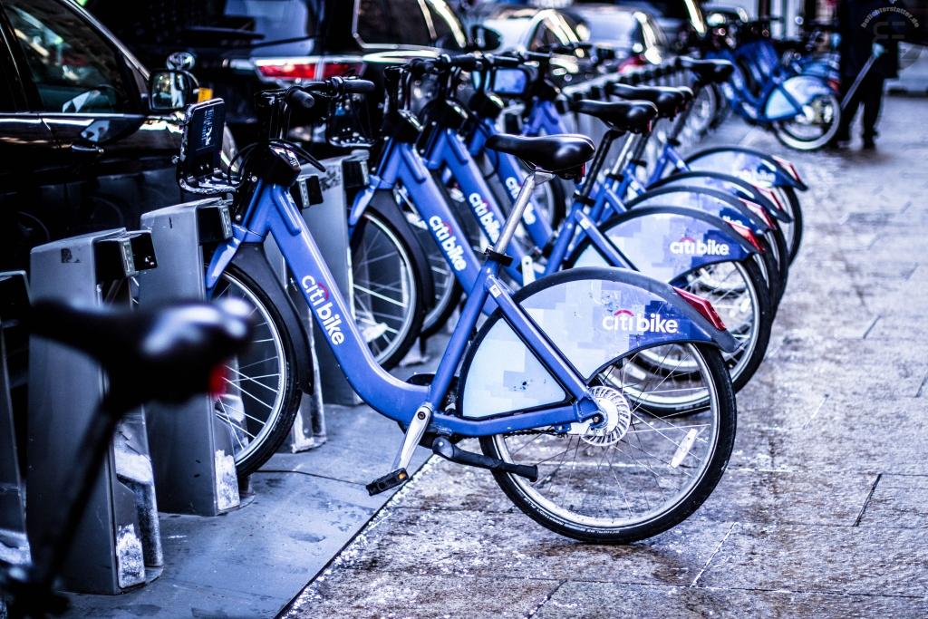 New York City 2019: CitiBike-Leihräder