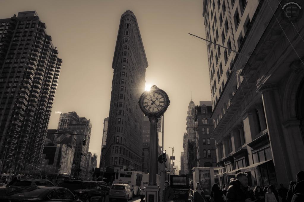 New York City 2019: Flatiron Building