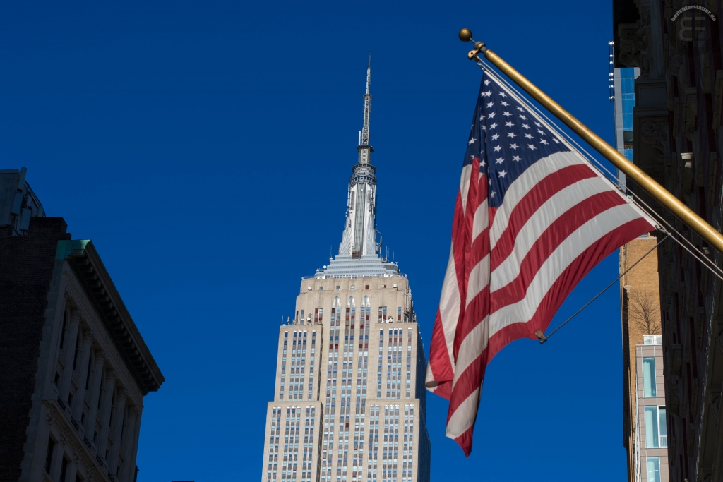 New York City 2019: Empire State Building