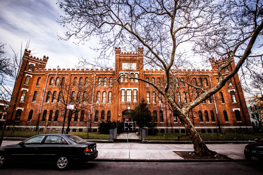 """New York City 2019: Marcy Armory (Drehort """"The Greatest Showman"""")"""