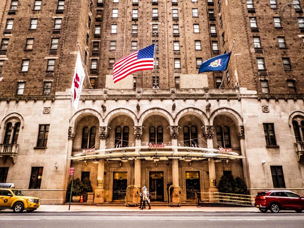New York City 2019: Marriott