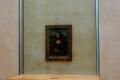 Mona Lisa im Louvre in Paris