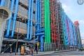 Centre national d'art et de culture Georges-Pompidou in Paris