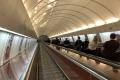 U-Bahn-Haltestelle in Prag (iPhone-Bild)
