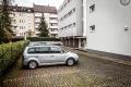 """Baader-Garage"" in Frankfurt am Main"