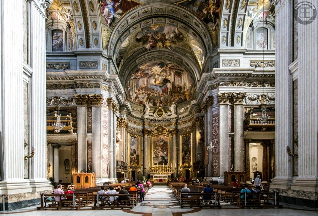 Sant'Ignazio di Loyola in Campo Marzio in Rom