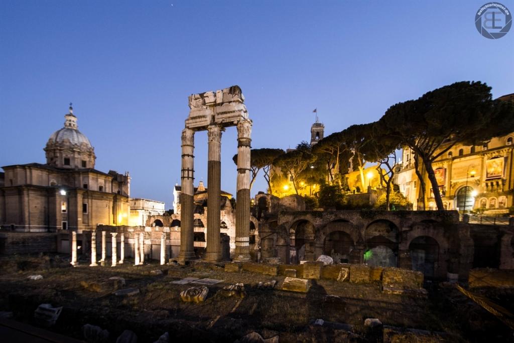 Foro di Cesare in Rom