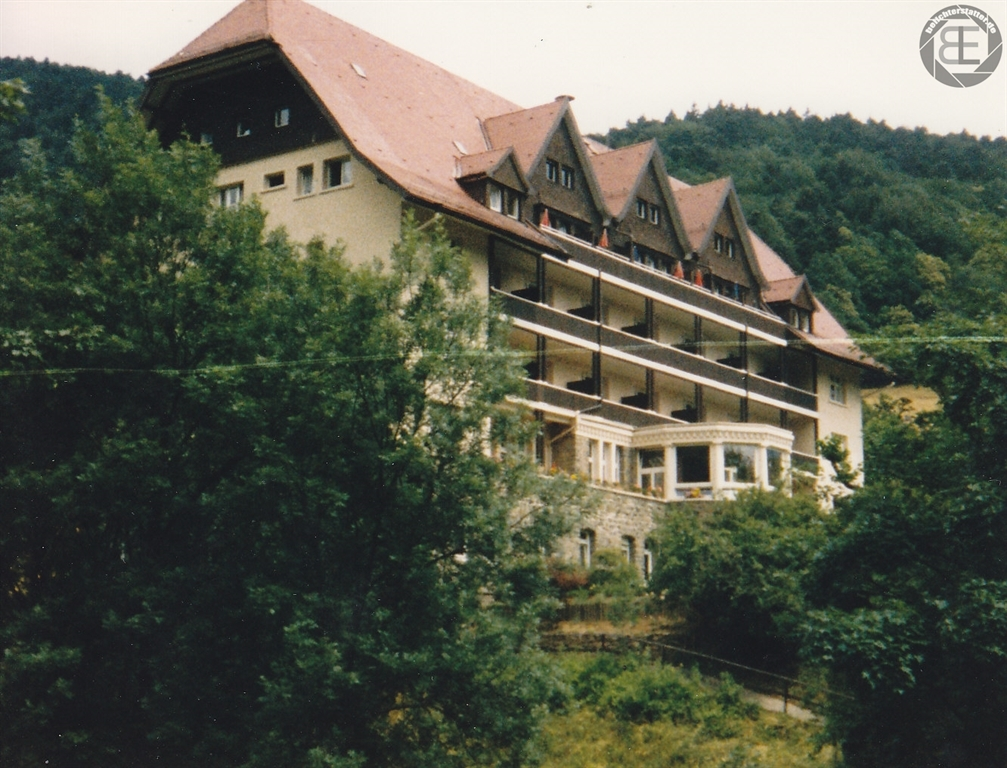 Schwarzwaldklinik im Glottertal 1989