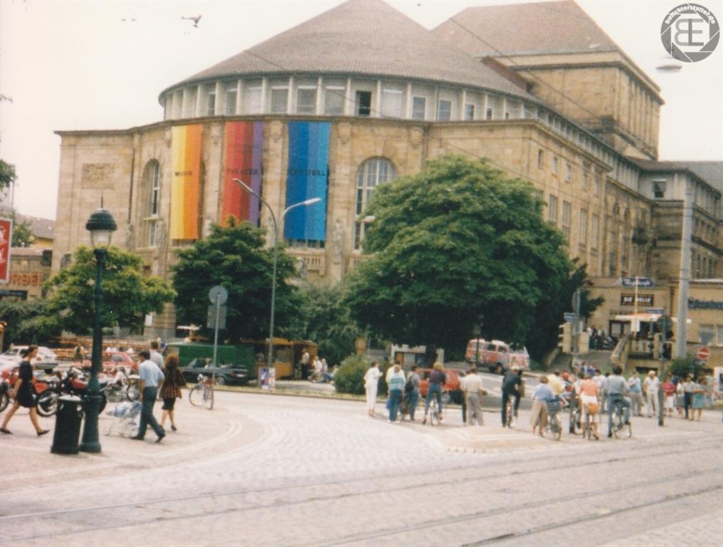 Schwarzwald-Urlaub 1989