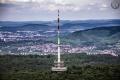 Blick vom Stuttgarter Fernsehturm