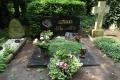 "Grab von Peter Müller (""De Aap"") auf dem Südfriedhof Köln"
