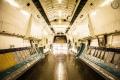 Innenraum einer Antonov (Technik-Museum Speyer)