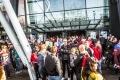 am 05.05.2017 bei der Eishockey-WM in Köln