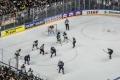 beim Spiel U.S.A. - Deutschland (1:2) bei der Eishockey-WM 2017 in Köln